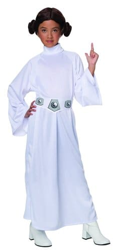 Princess Leia Child Costume