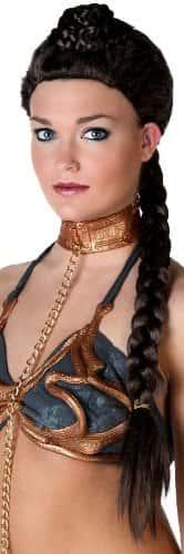 Princess Leia Slave Wig