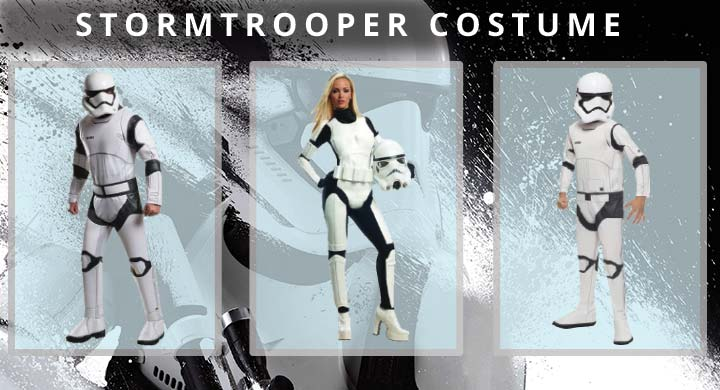 Stormtrooper costume diy cosplay suit for adult and kids stormtrooper costume solutioingenieria Gallery