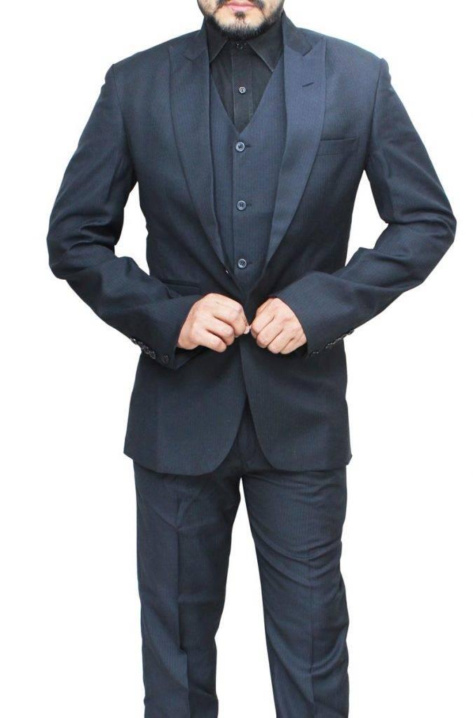 herringbone suit