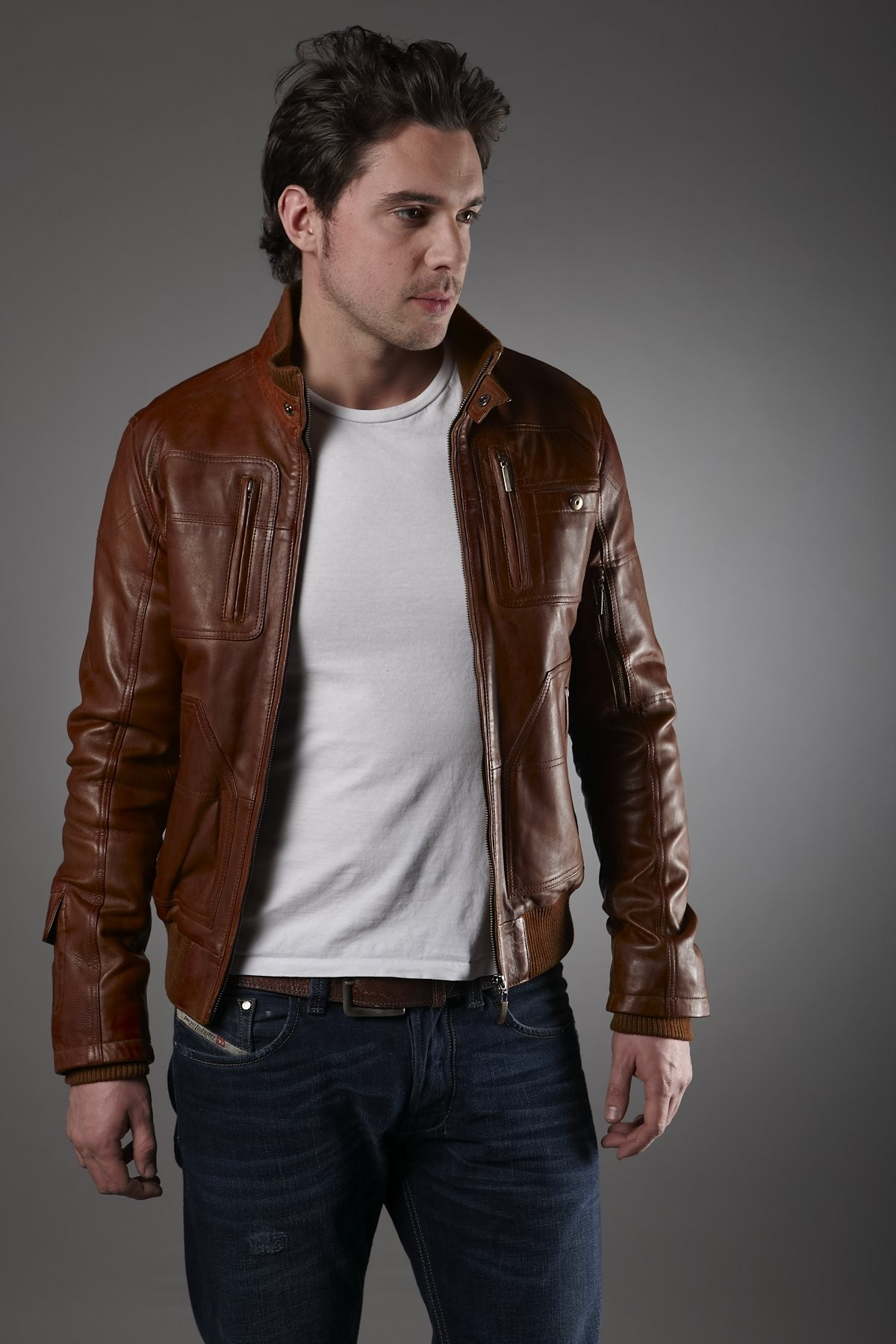 100  [ Leather Jackets ] | Best Leather Jackets For Men In 2017 ...