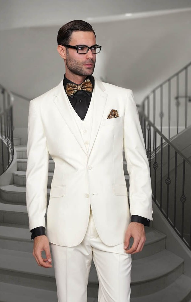 off white suit