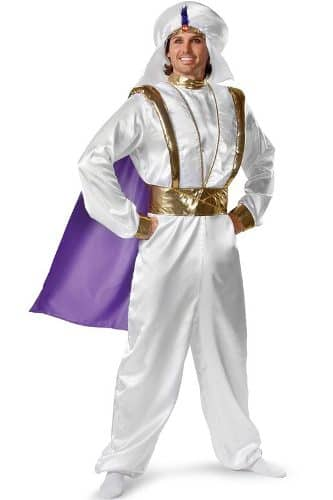 Aladdin Prince Costume  sc 1 st  Film Jackets & Aladdin Costume: How To DIY In 5 Simple Steps | Fjackects Blog