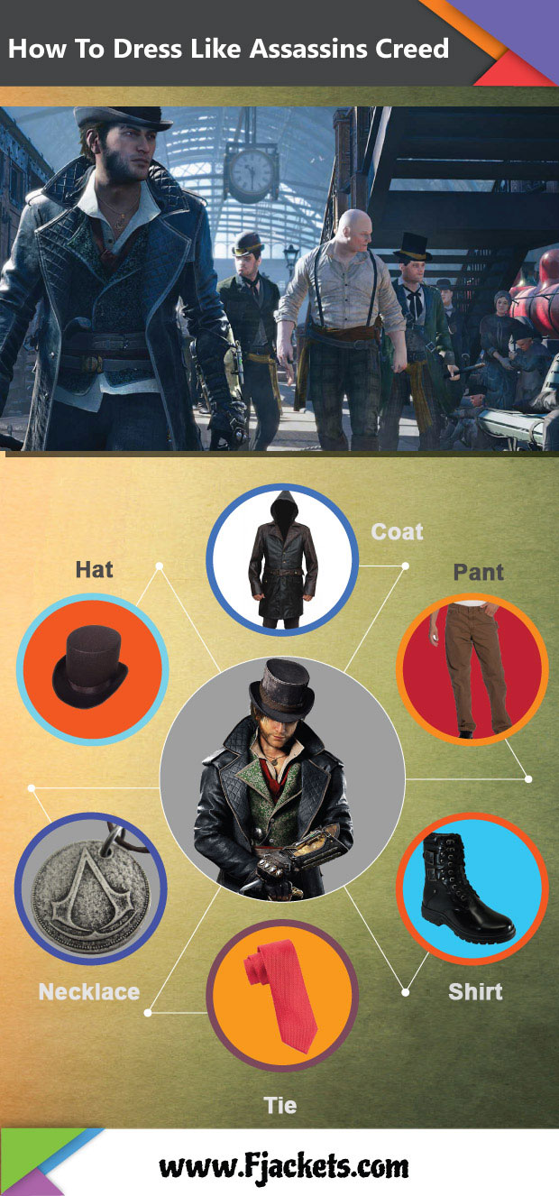 Assassins Creed Infographic