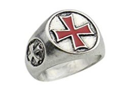 assassins creed mens connor-kenway-stainless-steel-ring