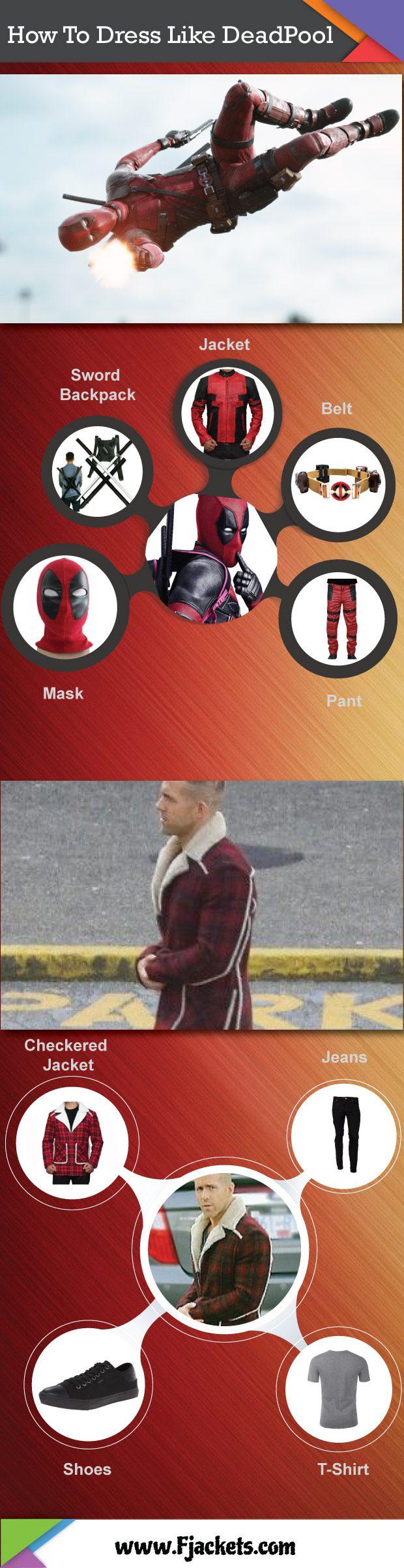 Deadpool Infographic