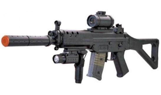 Deadshot gun