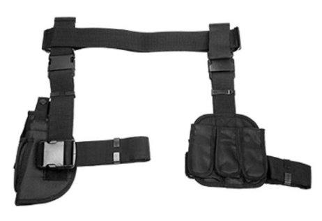 Deadshot leg gun holster