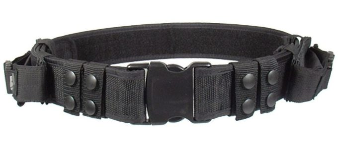 Deadshot pistol Belt
