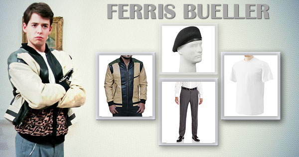 e56824656 The Exceptional Guide For Your Ferris Bueller Costume