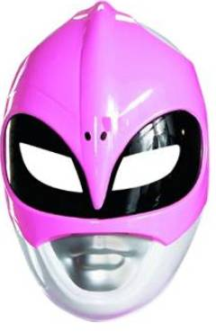 pink power ranger helmet