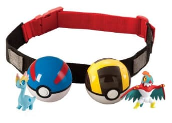 Pokemon Clip 'N' Carry Poke Ball Belt