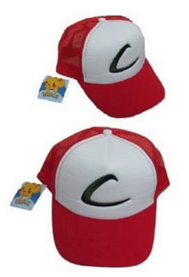 Pokemon Red Cap