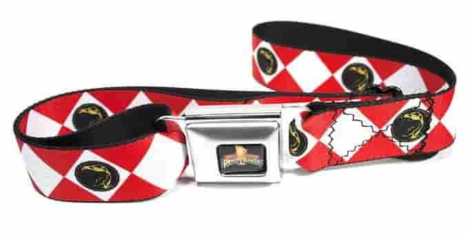 Power Ranger Belt