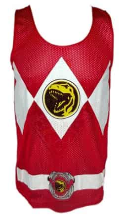 Power Ranger Tank Top Jersey
