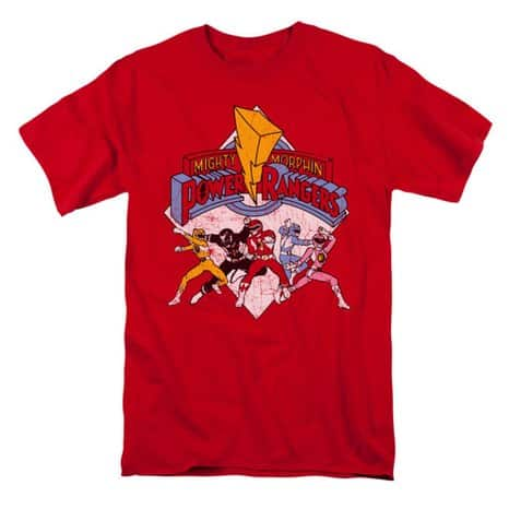 Power Ranger Tee
