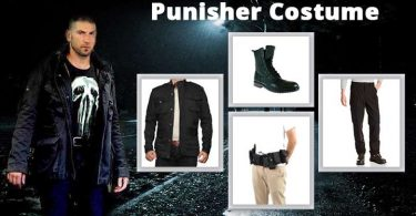 Punisher Costume