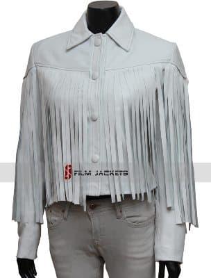 Salone Perterson Fringe Jacket