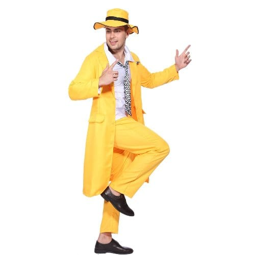 The Mask Yellow Suit