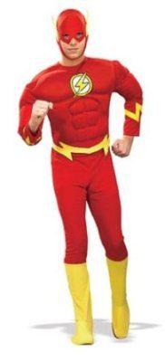 Flash Suit (Comics)