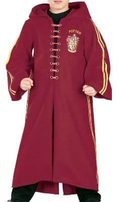 Harry Potter And The Chamber Of Secrets Quidditch Robe