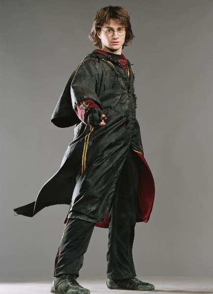 Harry Potter And The Goblet Of Fire Costume