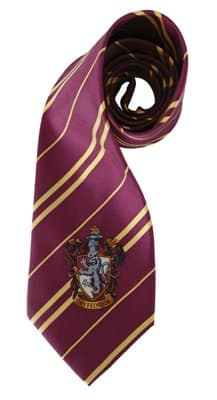 Harry Potter And The Sorcerer Stone Gryffindor Tie