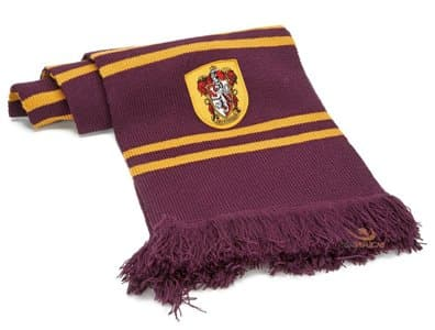 Harry Potter And The Sorcerer Stone Scarf