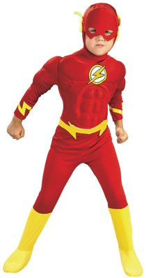 Kids Flash Red Suit