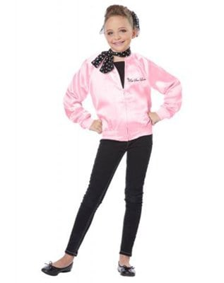 Pink Ladies Kids Costume