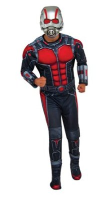 Red Antman Suit