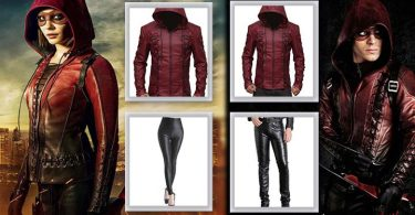 Red Arrow Costume