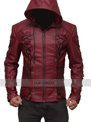 Roy Harper jacket