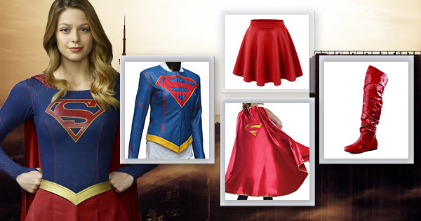 Supergirl Costume  sc 1 st  Film Jackets & Supergirl Costume | Make Yours In Easiest Way Possible