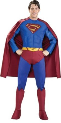 Superman Animated Series Suit