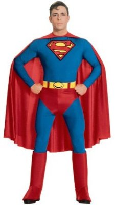 Superman Christopher Reeves Suit