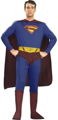 Superman Returns Brandon Ruth Suit