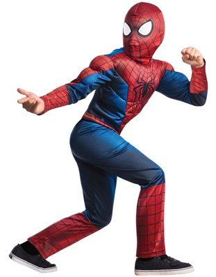 The Amazing Spiderman Kids Suit