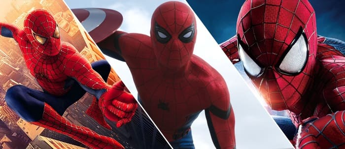 We are making a compilation of the best Spiderman suits ever shown in movies. & Spiderman Suit | Ranked From The First To The Worst