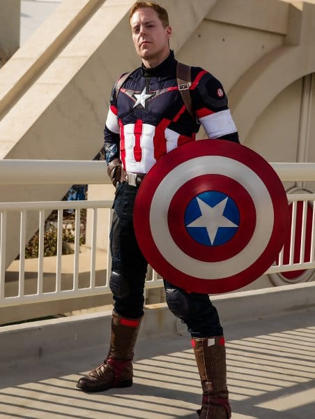 Captain America  sc 1 st  Film Jackets & Adult Halloween Costumes | Easy And Quick Pick For Grown Ups