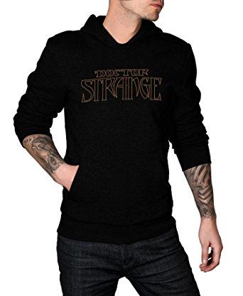 doctor stange logo hoodie