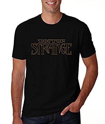 doctor strange black t-shirt