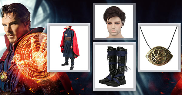 Dr. Strange Costume