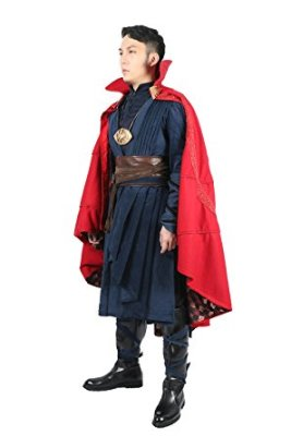 Doctor strange costume make yours just like a cosplayer dr strange suit solutioingenieria Images