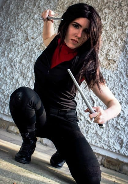 ... halloween costumes easy and quick pick for grown ups; elektra ...  sc 1 st  The Halloween - aaasne & Elektra Halloween Costume - The Halloween