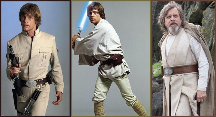 Making luke skywalker costume was never this simple luke sykwalker costume all the 4 outfits in one big diy guide solutioingenieria Gallery