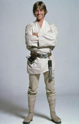 Luke Skywalker A New Hope Uniform Costume
