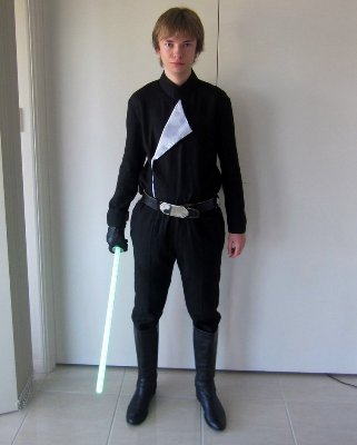 Luke Skywalker Return of the Jedi Costume