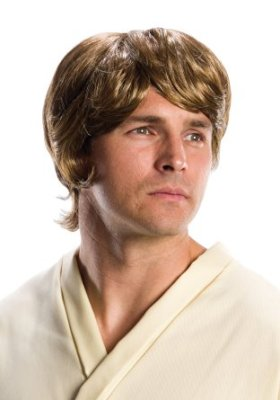 Luke Skywalker A New Hope Wig