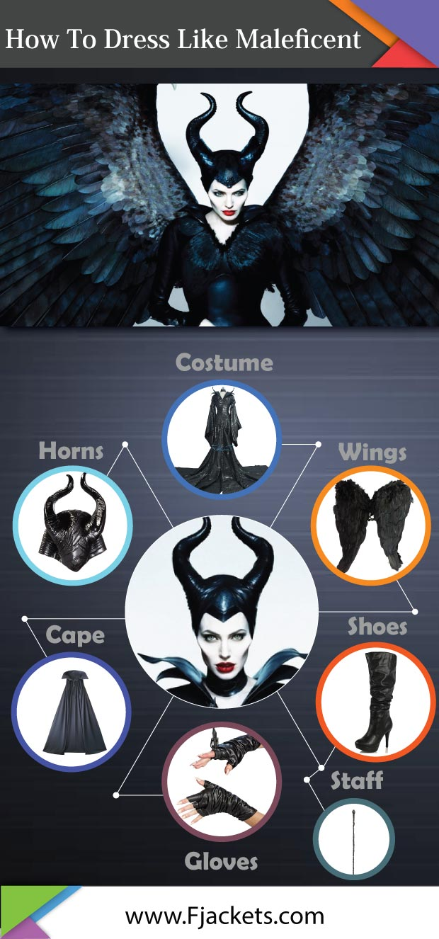 Maleficent Infographic